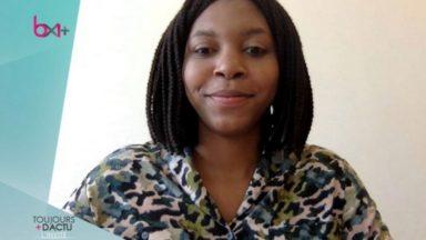"""Gladys Kazadi : """"Nous devons réconcilier les histoires de la Belgique et du Congo"""""""
