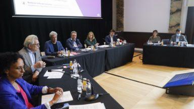 Coronavirus : le gouvernement bruxellois présente son plan de relance face à la crise