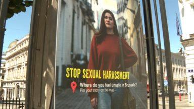 La Ville de Bruxelles et Plan International veulent cartographier le harcèlement de rue