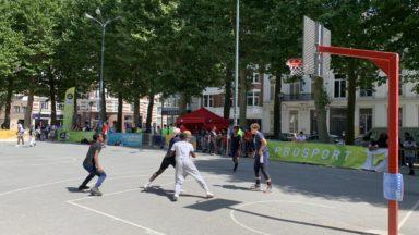 Hello Summer : les activités sportives s'invitent dans les quartiers bruxellois