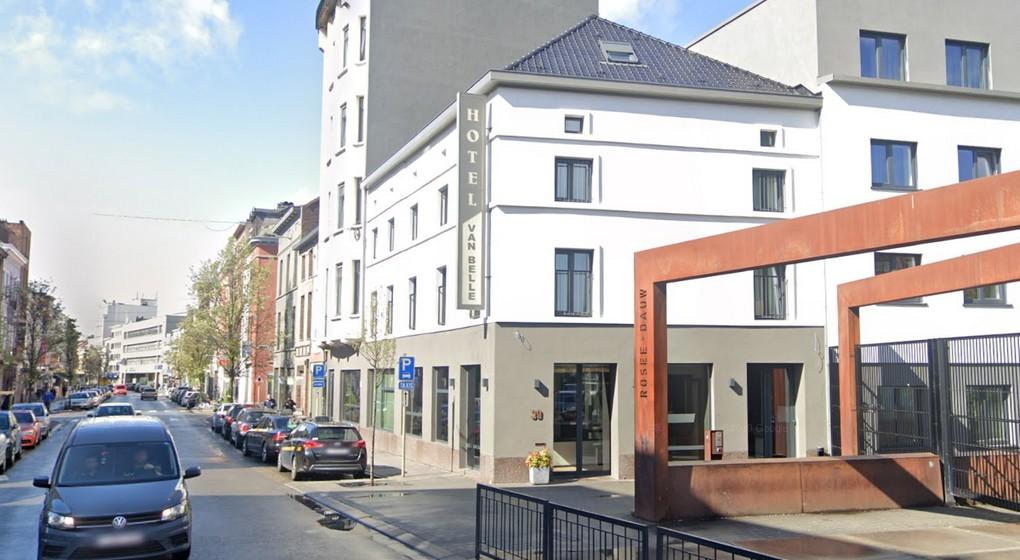 Hotel Van Belle Anderlecht - Capture Google Street View