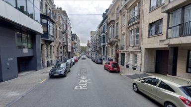 Ixelles : une femme de 87 ans dans un état grave après un accident dans la rue de Tenbosch
