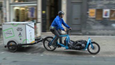 Cairgo Bike : un projet bruxellois pour favoriser le vélo-cargo pour les transports