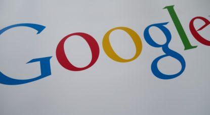 Logo Google - Belga Virginie Lefour
