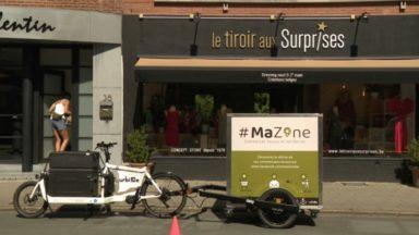 Les magasins de Woluwe-Saint-Pierre sur la plateforme #MaZone, pour soutenir les commerces locaux