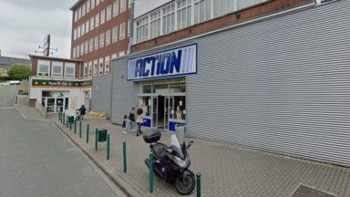 Schaerbeek : le magasin Action fermé en raison d'un nombre trop élevé de personnes dans le bâtiment