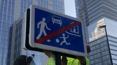 Uccle : la commune annonce la fin des rues en zone 20