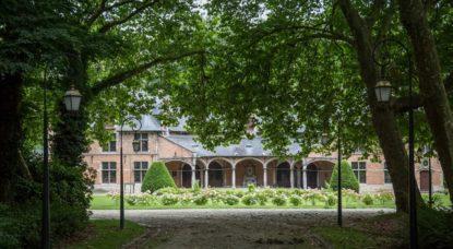 Parc Domaine Val Duchesse - Belga Aurore Belot