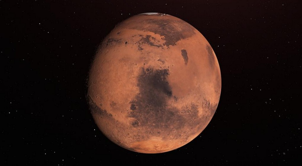 Planète Mars - Nasa