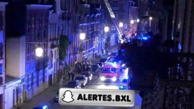 Schaerbeek : un homme de 83 ans décède dans un incendie sur la rue des Pâquerettes