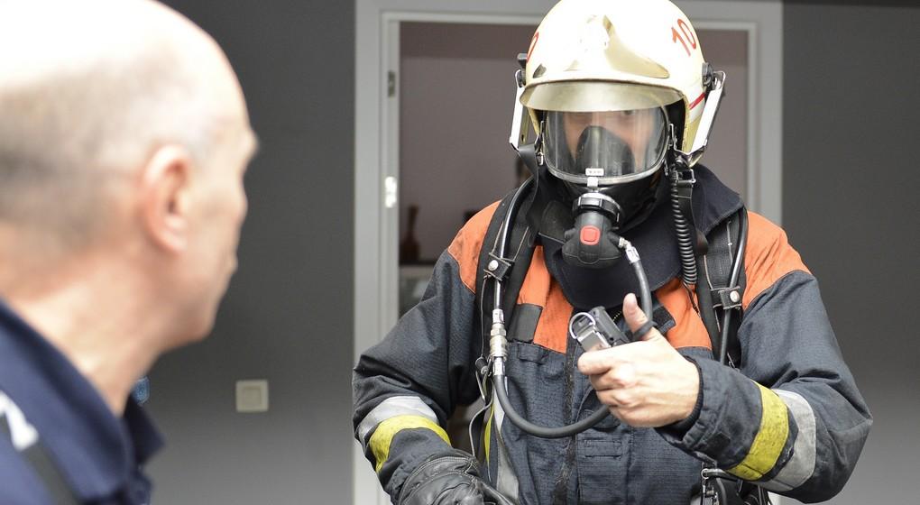 Pompiers de Bruxelles Illustration Belga Laurie Dieffembacq