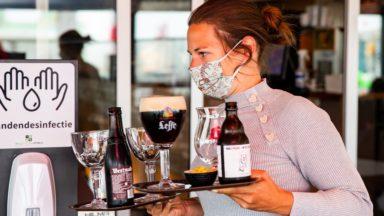 Nouvelles mesures à Bruxelles : les bars et les cafés devront fermer à 23h dès lundi