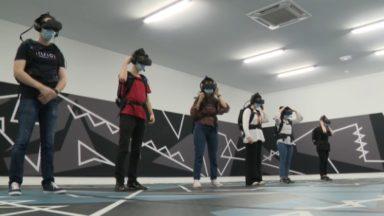 Une nouvelle salle de réalité virtuelle ouvre ses portes à Bruxelles