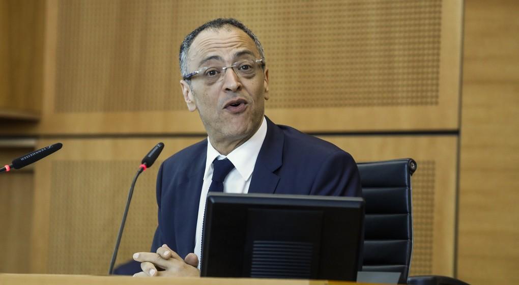 Rachid Madrane Président Parlement bruxellois - Belga Thierry Roge
