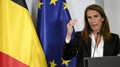 Grand Baromètre : Sophie Wilmès, personnalité politique préférée à Bruxelles