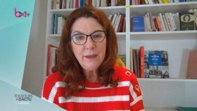 """Sylvie Lausberg sur la dépénalisation de l'avortement : """"La majorité a déjà été muselée quatre fois"""""""