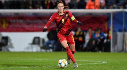 Tessa Wullaert - Belgian Red Flame - Belga David Catry