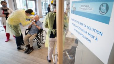 Iriscare lance un appel aux bénévoles dans les maisons de repos bruxelloises