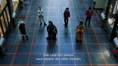 The Grid : un jeu artistique pour respecter la distanciation sociale dans le centre de Bruxelles