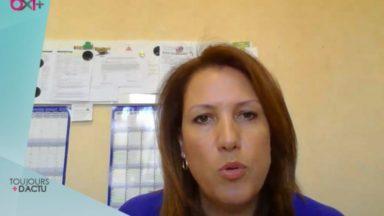 """Véronique Lefrancq : """"Il faut sensibiliser et informer sur le cyberharcèlement et le revenge porn"""""""