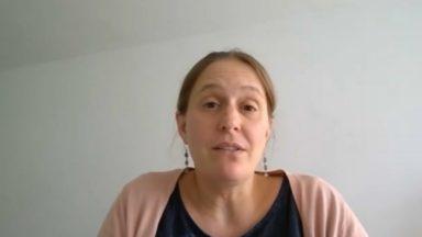 Espace : Vinciane Debaille, chercheuse à l'ULB, va conduire un robot sur Mars