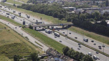 Ring de Bruxelles : des travaux de signalisation les nuits de lundi et mardi
