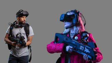 Zero Latency : un groupe mondial spécialisé dans la réalité virtuelle installe un centre de jeu à Ixelles