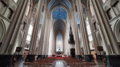À la découverte de l'église Notre-Dame de Laeken : reprise des visites guidées