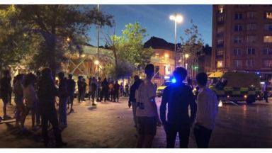 Ixelles : un homme poignardé place Flagey, un suspect sous mandat d'arrêt