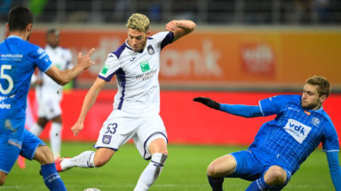 Football : le RSCA offre un contrat jusqu'en 2025 à Antoine Colassin