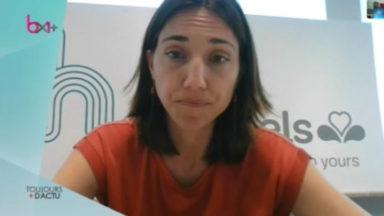 """Isabelle Grippa : """"Seuls 25% des commerces étaient outillés pour la digitalisation"""""""