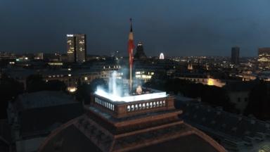 Lost Frequencies sur le toit… du Palais royal, pour un DJ set