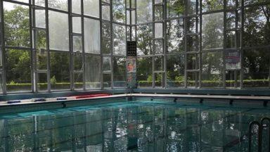 Uccle : la piscine Longchamp rouvrira le 17 août