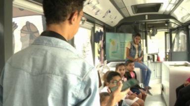 Berchem-Sainte-Agathe : le Magic school bus s'arrête deux semaines auprès des jeunes berchemois