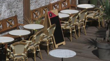 Le plexiglas sera bien interdit en terrasse, pour leur réouverture samedi
