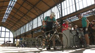 Pour la Fête nationale, ils pédalent 300 km en forme de Belgique