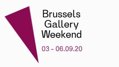 L'art contemporain à l'honneur lors du Brussels Gallery Weekend en septembre