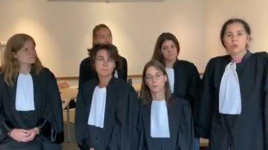 Des avocates belges entament une grève de la faim à Bruxelles en soutien à leurs confrères turcs