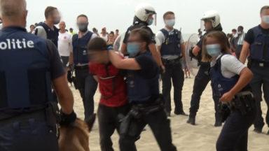 Bagarre à Blankenberge : les trois suspects bruxellois sous mandat d'arrêt