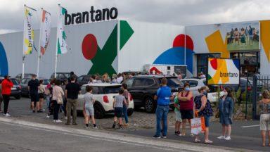 Brantano : les magasins d'Evere et de la périphérie n'ouvrent pas pour la liquidation