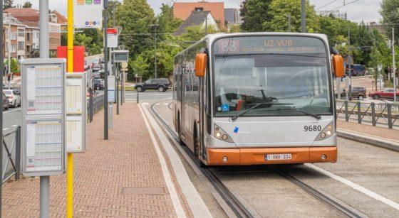 Bus Ligne 88 Jette - STIB