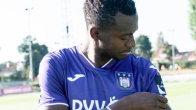 Mustapha Bundu s'installe pour quatre saisons à Anderlecht