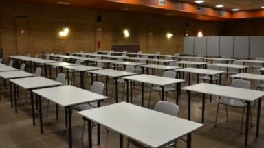 Berchem-Sainte-Agathe : une salle de la maison communale aménagée pour les étudiants qui souffrent de la chaleur