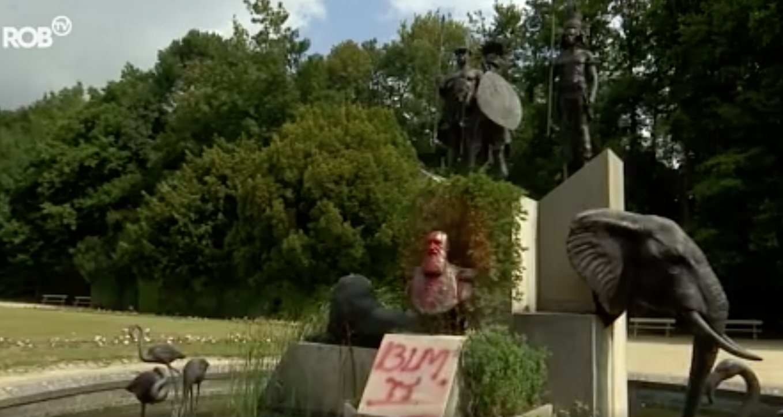 statue leopold II tervuren