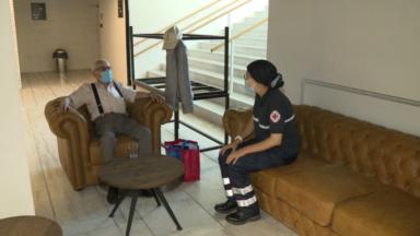 Le centre culturel de Woluwe-Saint-Pierre accueille ceux qui souffrent de la chaleur