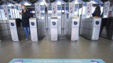 Les bus, trams et métros de la Stib rouleront à pleine capacité dès le 1er septembre