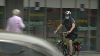 Port du masque à vélo ou en trottinette : la Région rétropédale