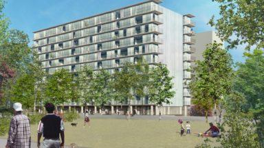 Anderlecht : le bloc 9 du Peterbos va être renové
