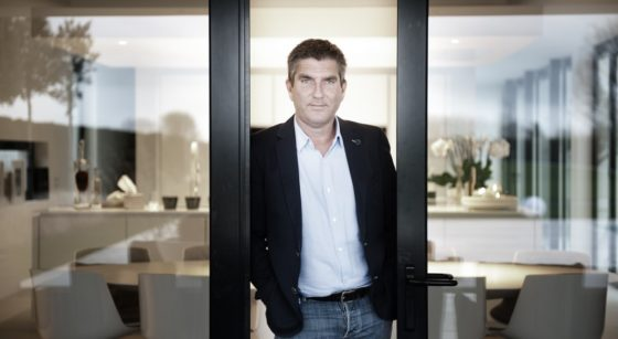 Patrick Koster Manager Kevin De Bruyne - Belga Christophe Ketels