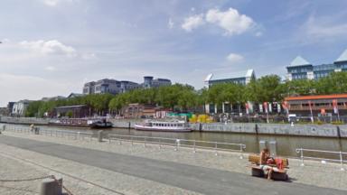 Un pompier de Bruxelles agressé par l'homme qu'il tentait de sauver d'une noyade dans le canal